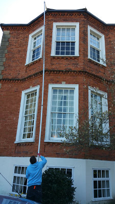 Gutter repairs in Faversham and Boughton